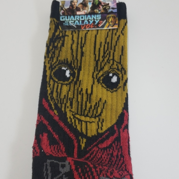 Marvel Other - Groot Guardians of the Galaxy Socks Unisex